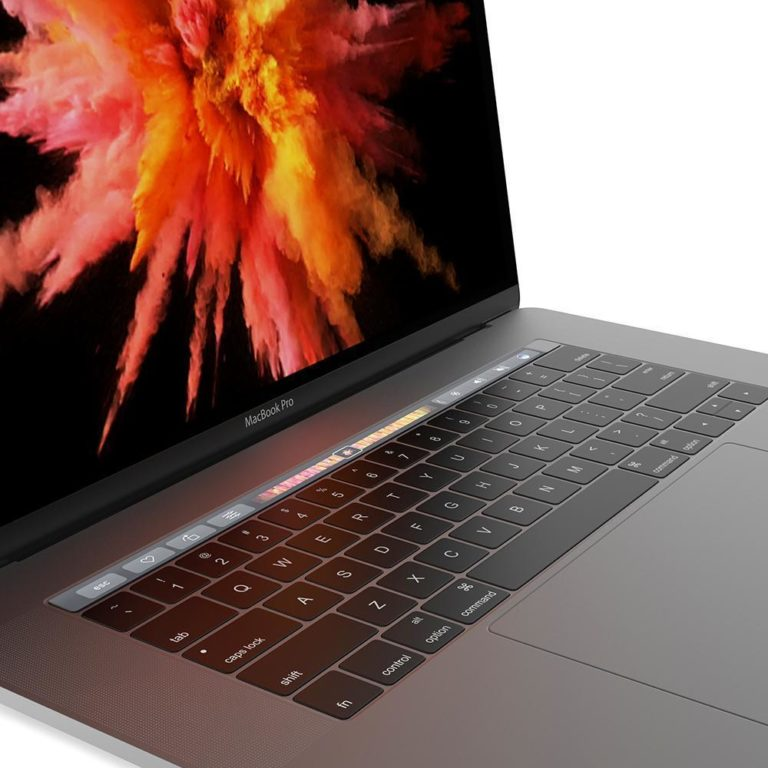 Macbook Pro Touch bar 15''